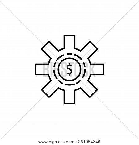 Business Diversification, Money Diversification, Financial Planning Icon. Element Of Money Diversifi