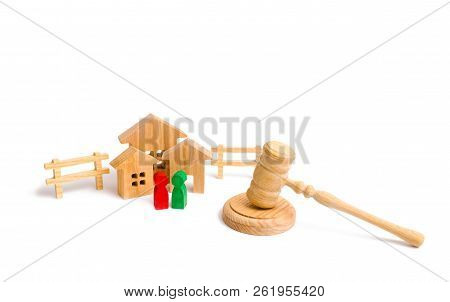 The Concept Of Laws And Regulations For Tenants And Owners Of A Residential Building. Condominiums.