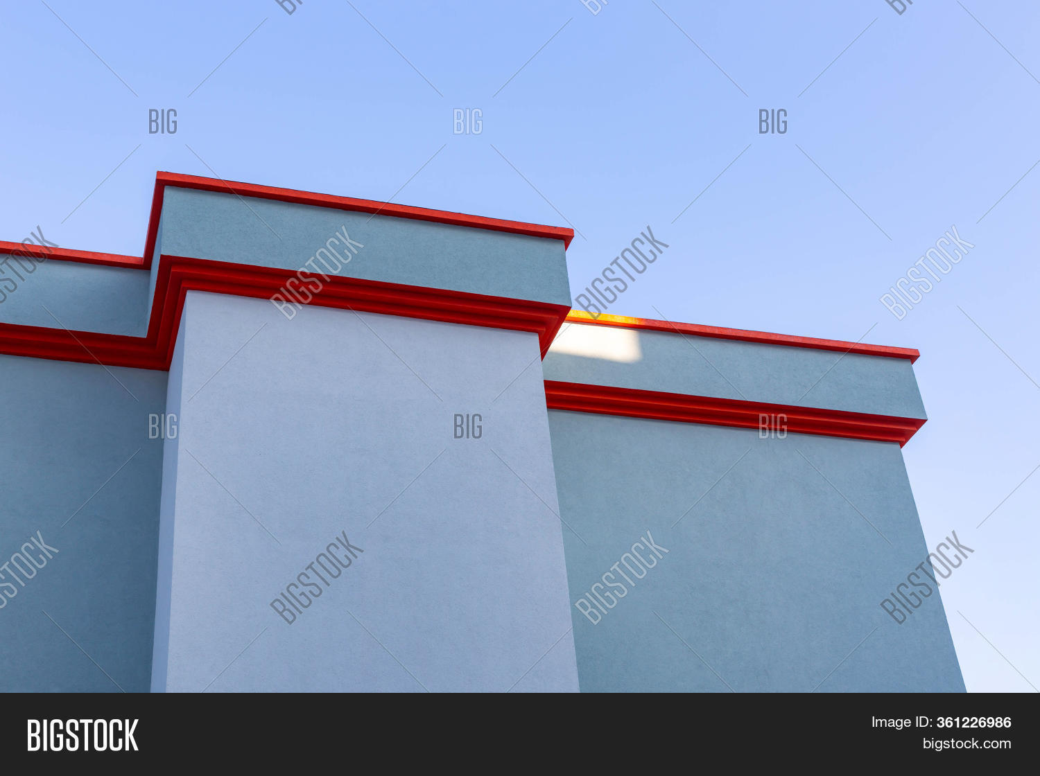 Cornice Modern Image Photo Free Trial Bigstock
