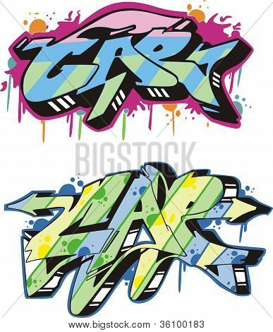 Graffito - Cap
