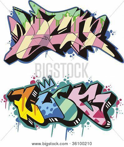 Graffito - Luck