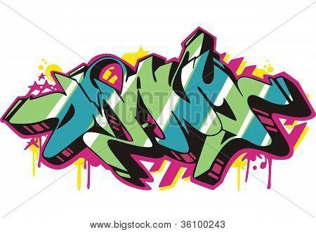 Graffito - Many