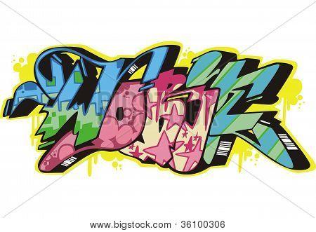 Graffito - Work