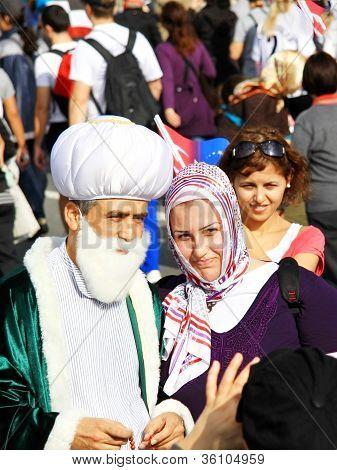 Nasreddin Hodja costume