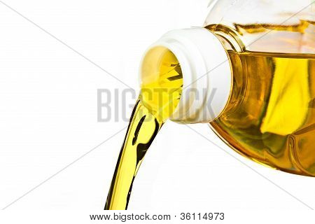 Pouring The Oil