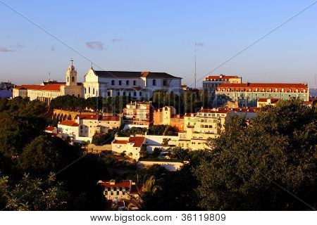 Gra�a, Lisbon, Portugal