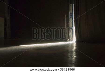 Streaming Light