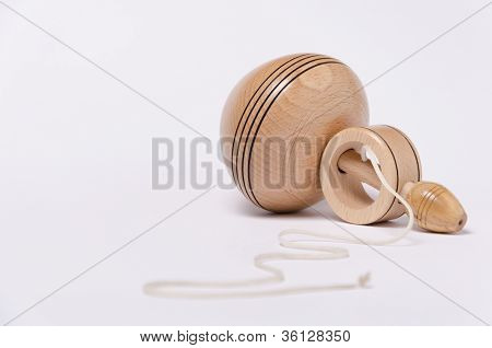 Unique spinning top