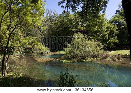 Ebro River, Fontibre