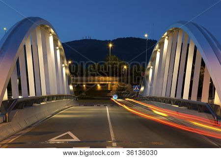 Artunduaga Bridge, Basauri