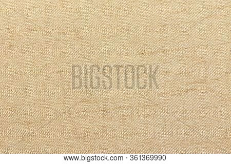 Beige Synthetic Fabric Texture, Background. Beige Fabric. Beige Background