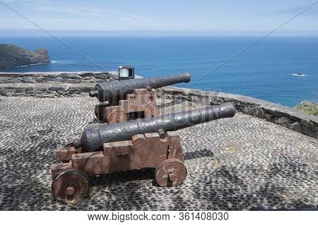 Portugal Madeira Faial Miradouro Do Fortim