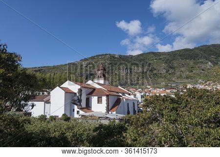 Portugal Madeira Canical Church