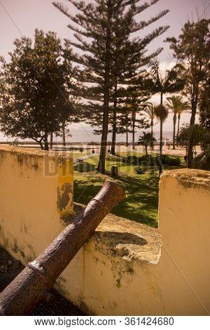 Portugal Madeira Machico Fort Amparo