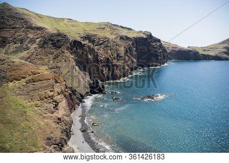 Portugal Madeira Ponta De Sao Lourenco
