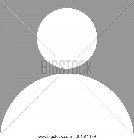 Default Avatar Profile Vector, User Profile - Profile