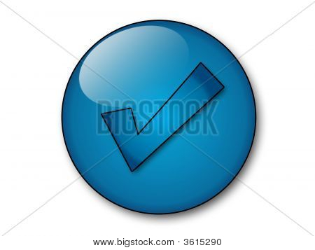 Aqua Check Web Button