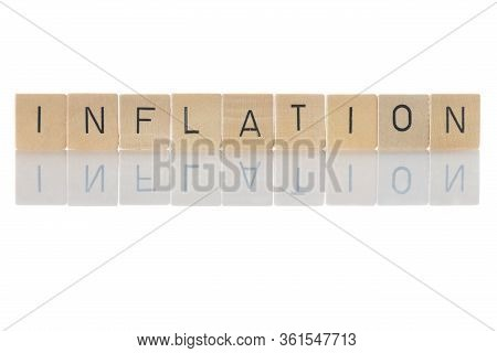Inflation, Monetary Devaluation Due To Sustained Increases In The Price Level Of Goods And Services.