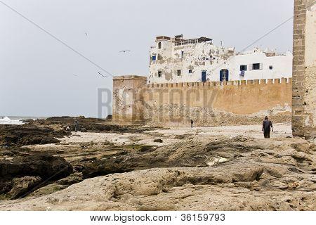 The Walls Of Essaouira