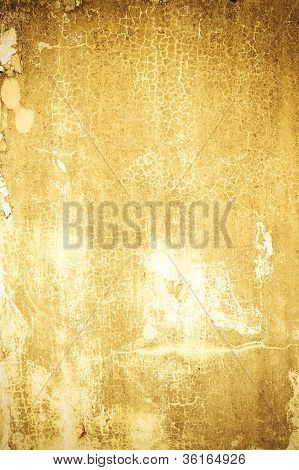 Textured Old Wall Grunge Background
