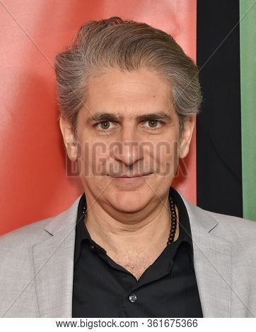 LOS ANGELES - JAN 11:  Michael Imperioli on the red carpet at the NBCUniversal Winter TCA 2020 on January 11, 2020 in Pasadena, CA