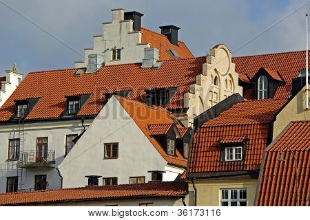 Gables and roofs