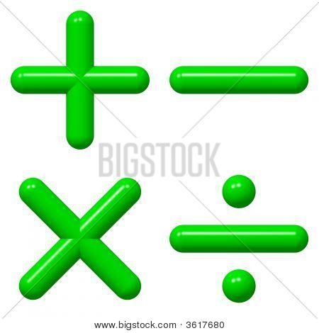 Shiny Math Symbols