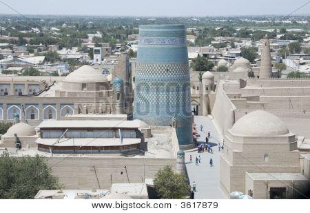 Overview Of Khiva