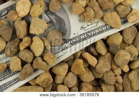 Money Under Stones