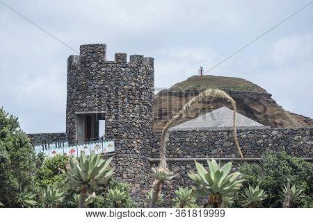 Portugal Madeira Porto Moniz