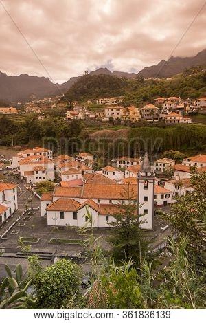 Portugal Madeira Sao Vicente