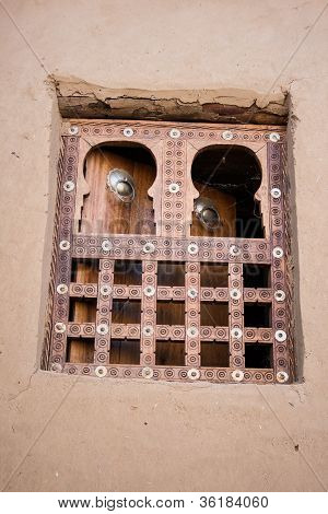 Traditional Window, Timbuktu.
