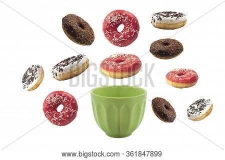 American Donuts With Donuts Glaze American Donuts With Donuts Glaze