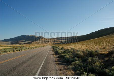 Long And Narrow Road