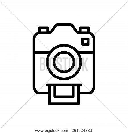 Photo Camera Icon Isolated Black On White Background, Camera Icon Vector Flat Modern, Camera Icon, Camera Icon Eps10, Camera Icon Vector, Camera Icon Eps, Camera Icon Jpg, Camera Icon Picture, Camera Icon App, Camera Icon Web