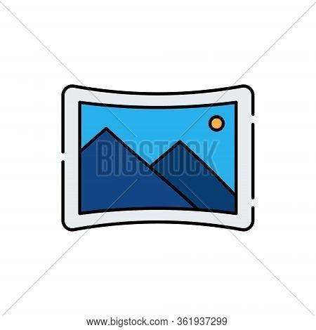 Gallery, Gallery Icon, Gallery Vector, Gallery Icon vector, images Gallery icon, Gallery icon set, Gallery vector icons, Gallery app icon. Gallery Icon Vector Illustrattion. Gallery icon flat design vector for web icons, symbol, logo, sign, UI.