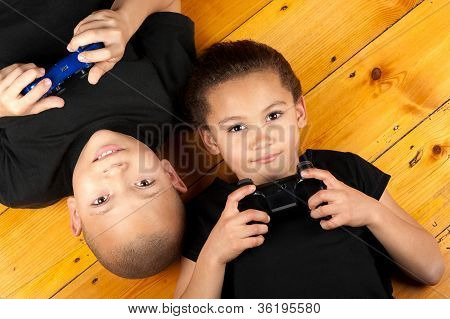 Games On The Floor