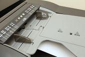 Paper size A3 A4 A5 B4 B5 B6 on laser copier poster