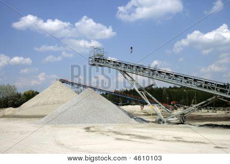 Mine Of Gravel