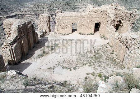 Inner Yard Of Temple
