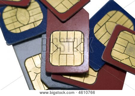 Old Sim Cards