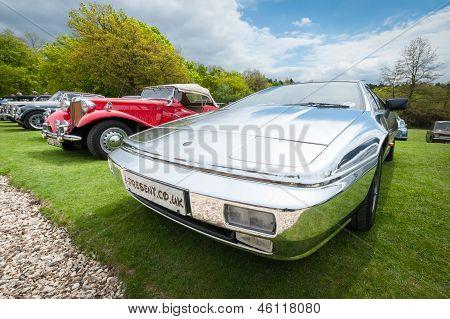 Chromed Lotus Esprit
