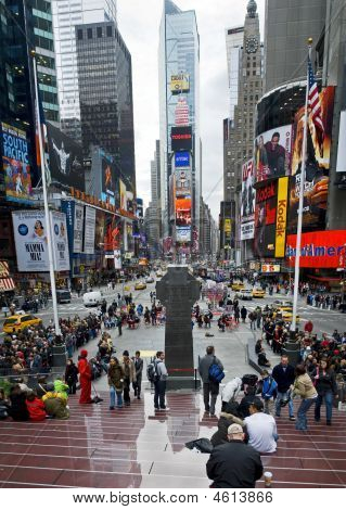 Panorama de Times Square