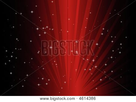 Red Lights Vector