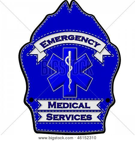 Emergency Medical Services Shield