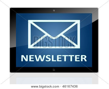 Tablet Newsletter