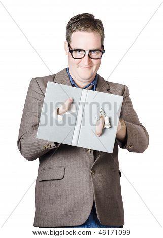 Nerdy Bookworm