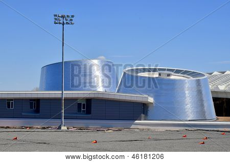 The new Rio Tinto Alcan Planetarium