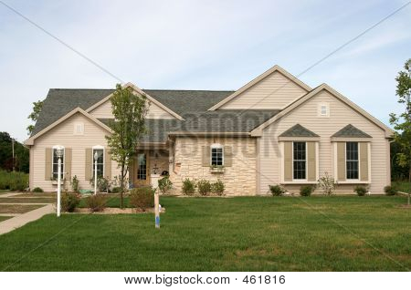 American Suburban Home 3