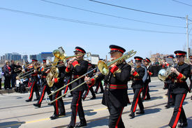 Canadian Marching Band